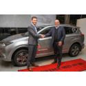 Bilkollektivet velger Toyota