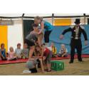 Cirkusskola i Boda och Kosta