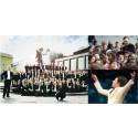 Tre symfoniorkestrar på scen i Berwaldhallen på Östersjöfestivalens sista dag