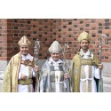 Joyous joint Bishop ordination in Uppsala