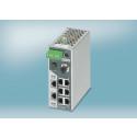 Switch för Profinet och Ethernet IP i kompakt utförande