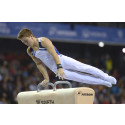Fina tävlingar för de svenska gymnasterna på EM