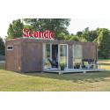 Scandic lanserar mobila hotellrum - Nya Scandic To Go kan bokas till gästens egen drömplats