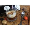 Valkuaiskahvi - egguccino
