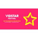 VidStar Festival – hyllar Sveriges digitala stjärnor i Ericsson Globe i Stockholm