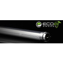 LED-rör i Alu6063  med 70.000 timmars livsläng och 15.000 timmars livslängd på dioderna