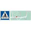 Pressinbjudan: Växjö kommun inför cykelöverfarter