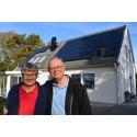 """Solceller i Ystad: """"Känslan är viktig, inte bara minskade kostnader"""""""