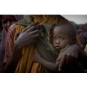 Matkuponger till barnfamiljer i södra Somalia