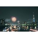 Tokyo Sumida River Fireworks Festival - Held on Saturday, July 29