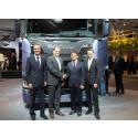 Hankook blir OE-leverantör till Scania