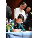 Offener Begegnungsraum für Unternehmer. Gründung der World Goetheanum Association