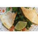 Korshags recepttips: Quesadillas med guacamole