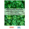 Rapport SVL Medlemmar Miljöarbete