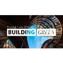 Mærk fremtiden med ISOVER på Building Green 2018