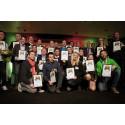 Trustly - ett av Sveriges 33 Hetaste Unga Teknikföretag 2015