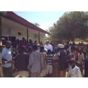 Pollex stödjer nytt projekt i Etiopien