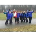 VD volontärarbetade hos Skogshjältarna i Skärholmen