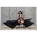 Stjerne-cellist til Piknik i Parken og Yellow Lounge