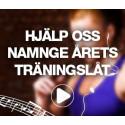 Hjälp Svenskt Kosttillskott att namnge årets träningslåt