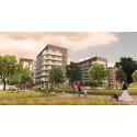 John Mattsons två nya bostadshus byggs av Reomti