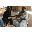 Odling del i kampen mot svälten