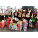 Toy appeal ensures Christmas will be a cracker for needy children