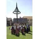 Midsommar på Fredriksdal - Ett traditionsenligt firande med det lilla extra