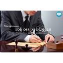 Läs om försäkringsfrågor på bloggen - Försäkringsbloggen