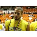 Jeffery en av åtta som representerar Sverige i NCAA-slutspelet (korrigering av länk)