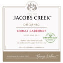 Jacob's Creek Shiraz Cabernet övergår till att bli ett 100% ekologiskt vin - Jacob's Creek Shiraz Cabernet Organic