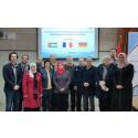 HdWM: Vizepräsidentin Prof Dr. Dolores Sanchez Bengoa mit Erasmus+ zum wissenschaftlichen Austausch in Ramallah (Palästina)