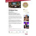 Pressinbjudan Chefgalan 2014