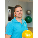 Jay Lewis, fysioterapeut och verksamhetschef, Danvik Rehab & Kiropraktik