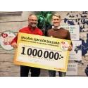 Skånska pantpengar blev miljon till utvecklingsprojekt