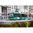 Rekordsommar för stadstrafiken i Helsingborg