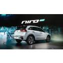 KIA præsenterer en række nye features og designelementer i Niro EV