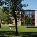 Studentbostäder på Kantorsgatan i Uppsala