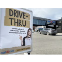NetOnNet med nytt tiltak for å redusere Corona-smitte: Få varen uten å gå ut av bilen med Drive Thru