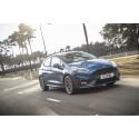 Ny Ford Fiesta ST rykker grænser – med spærredifferentiale og ultimativ dynamik