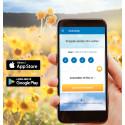 """Swecamp lanserar mobilappen """"Upplev Swecamp"""""""