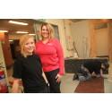 Djärv nystart i livet Kati Sieppi och Heidi Kreivi lämnade vård och handel för byggteknik
