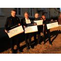 Norrbottens riksspelmän får Sparbanken Nords kulturpris