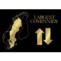 Vilka är de största företagen i ditt län? Unika topplistor del 1 av 3.