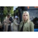 MP: Släpp på passagerarna genom alla dörrar på bussen