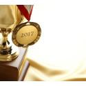Rekordmange priser til Hertz i 2017