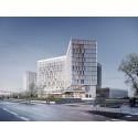 Krook & Tjäder ritar nytt hotell på Copenhagen Airport