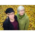 Maria och Monica på väg till Sydafrika