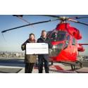 ALLIANZ UK EMPLOYEES TO RAISE £1MILLION FOR CHARITY PARTNER