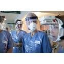 Danderyds sjukhus återgår till stabsläge